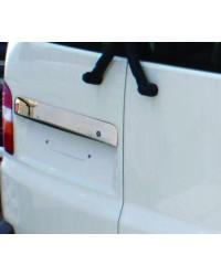 Накладка над номером (для распашных дверей) Т5