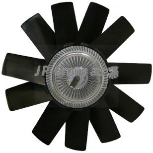 Крыльчатка вентилятора с вязкомуфтой ЛТ