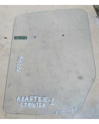 Стекло левой двери Фольксваген Крафтер, Спринтер 906