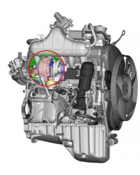Двигатель Фольксваген Крафтер 2,0