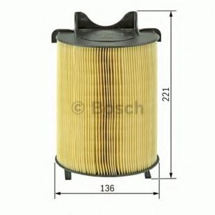 Фильтр воздушный Фольксваген Кадди 2,0