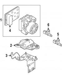 Блок АБС VW T4