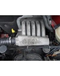 Двигатель VW Т4 2,4 D AJA