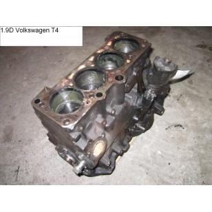 Блок цилиндров VW T4 1,9 TD
