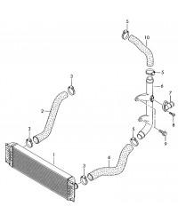 Расходомер воздуха 2.5 Фольксваген Т5
