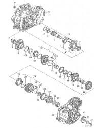 Коробка передач Кпп 2.5 VW Транспортер T5