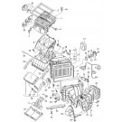 Испаритель кондиционера VW Transporter T5