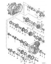 Коробка передач (кпп) 1,9 TD VW T4